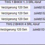 Alarmierung Telefonwahlgerät analog/GSM